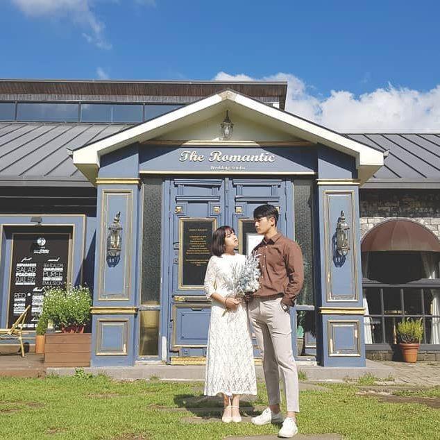 The Romantic – không gian sống ảo đầy ấn tượng dành cho các cặp đôi