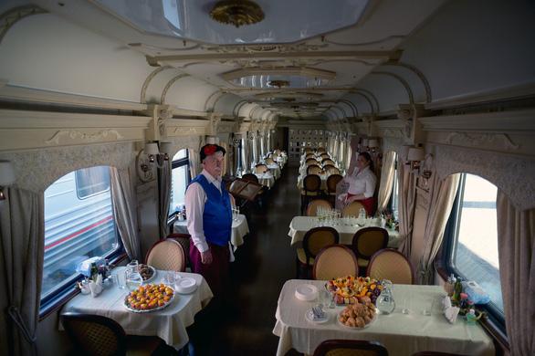 Nga khai trương tàu chở du khách tới Bắc Cực đầu tiên