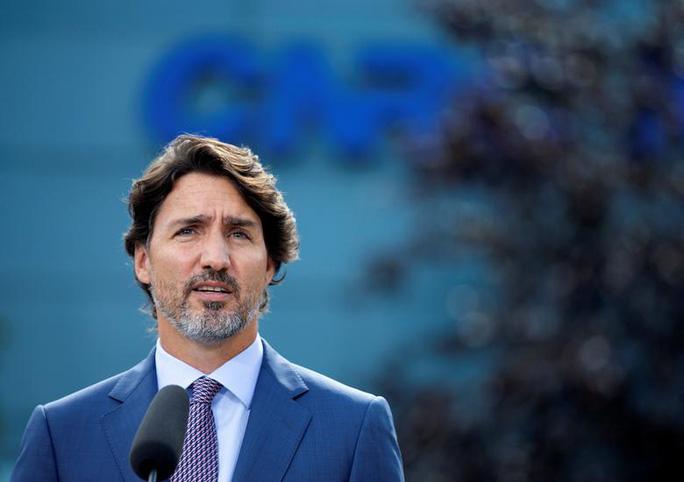 thủ tướng canada