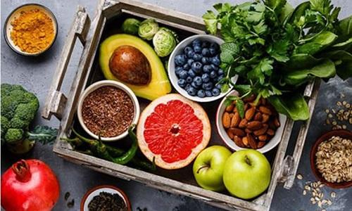 vitamin khi giao mùa