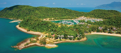 resort trên đảo hàng đầu đông nam á