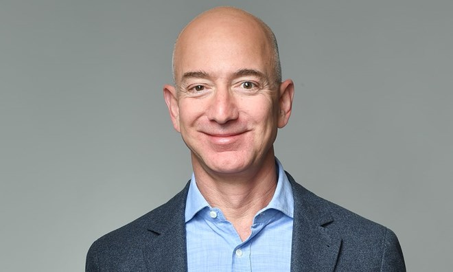 Tỷ phú Jeff Bezos. (Nguồn: The Washington Post/Getty Images)