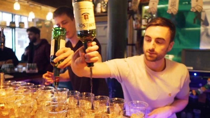 điều đặc biệt về cocktail