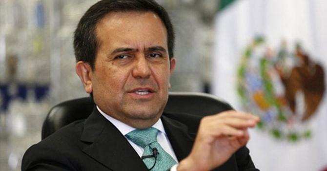 bộ trưởng kinh tế mexico
