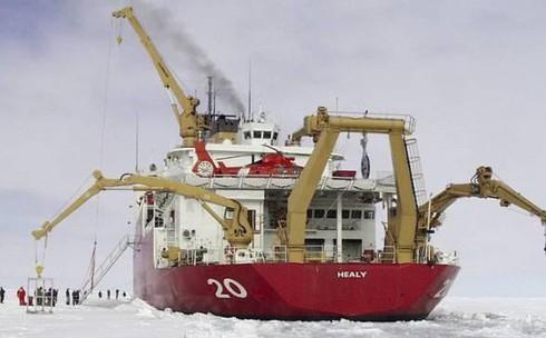 Mỹ muốn mở cảng quân sự ở Bắc Cực. Nguồn: 81.cn