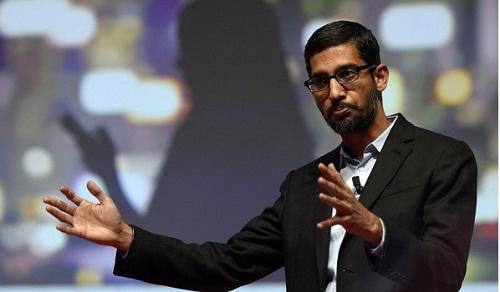 CEO Google Sundar Pichai có thể thêm áp lực khi phải hợp tác với Quốc hội Mỹ