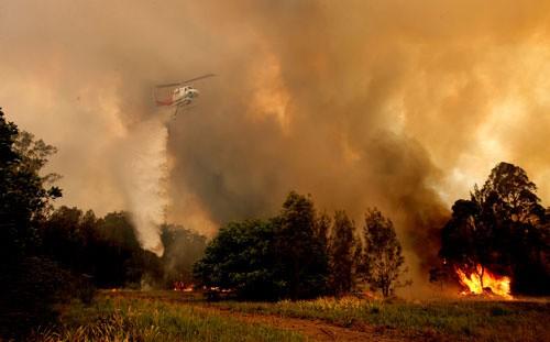 Nguy cơ hỏa hoạn thảm khốc ở Úc