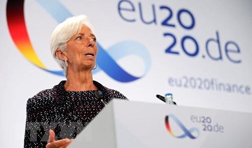 chủ tịch ECB