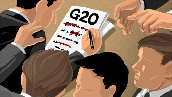 Hàng loạt vấn đề sẽ được bàn tại G20.