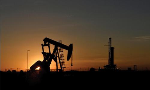 giá dầu thô sụt giảm