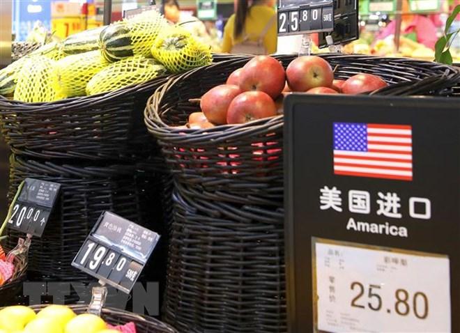 hoa quả nhập khẩu