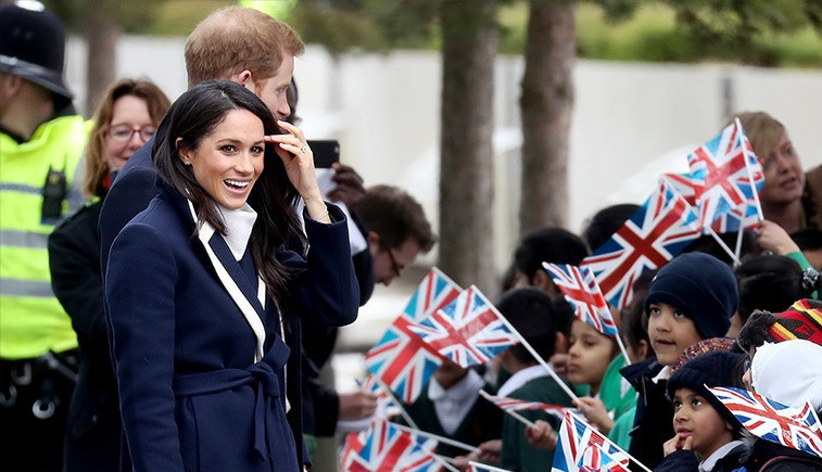 Hoàng tử Harry sẽ kết hôn với công nương tương lai Meghan Markle vào 19/5 tới - Ảnh: Getty Images.