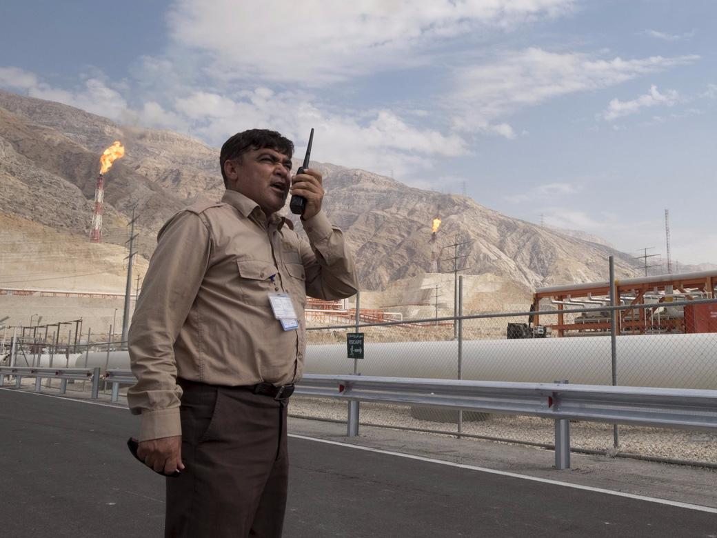 nền kinh tế iran