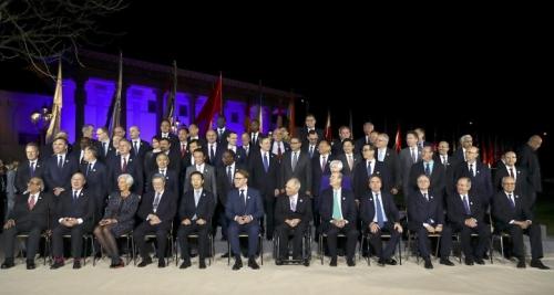 lãnh đạo G20