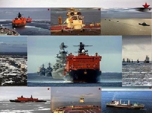 """Các mục tiêu của Mỹ ở Bắc Cực nhằm thực hiện """"nước Mỹ trên hết"""". Nguồn: 81.cn"""