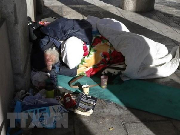 người vô gia cư