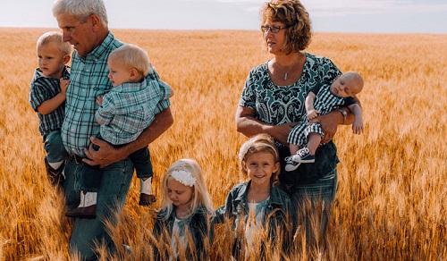 nông dân mỹ