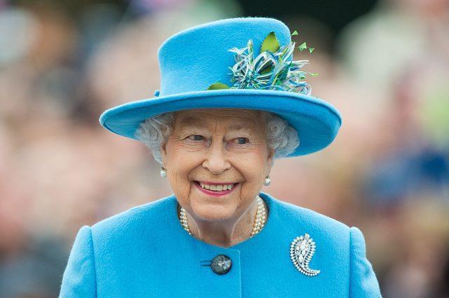 Nữ hoàng Anh sở hữu khối tài sản 485 triệu USD. Ảnh: Samir Hussein / WireImage.