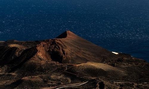 núi lửa tây ban nha