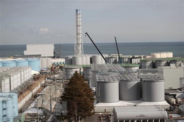 nước nhiễm phóng xạ