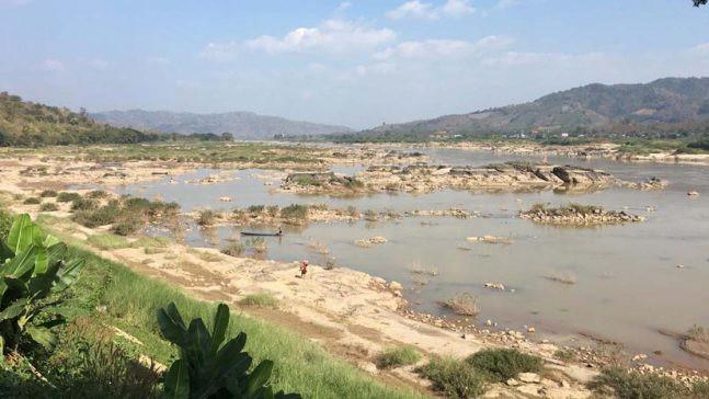 nước sông mekong