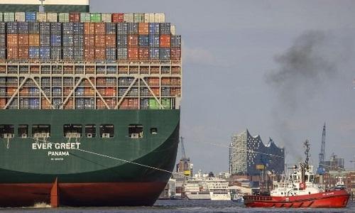 phí khí thải tàu biển