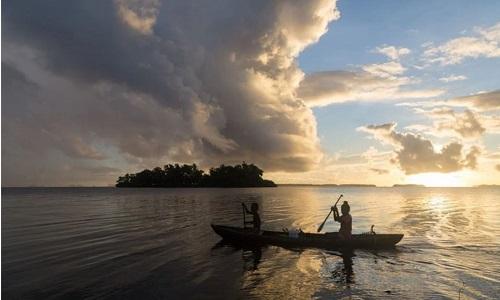 quốc đảo thái bình dương