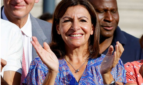 thị trưởng paris