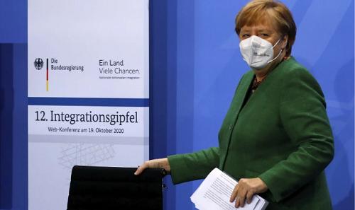 Thủ tướng Đức muốn tìm kiếm thị trường ngoài Trung Quốc