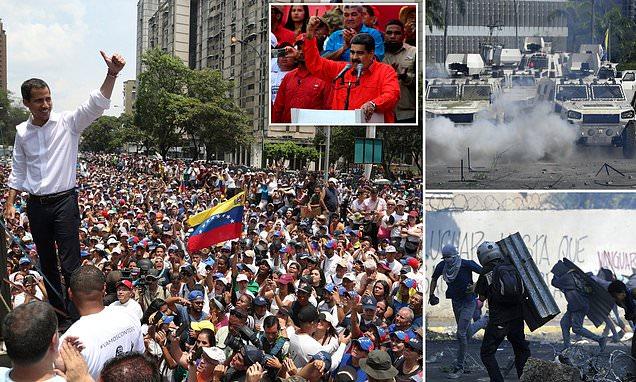 tình hình venezuela