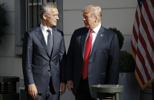 Ông Trump tuyên bố Nga đang kiểm soát Đức