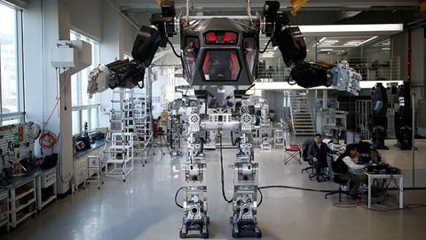 ứng dụng robot