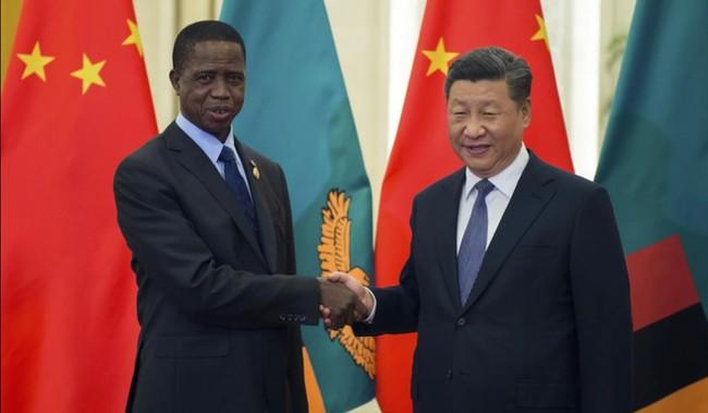 tổng thống zambia