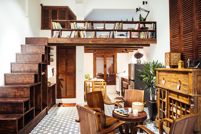 căn hộ airbnb