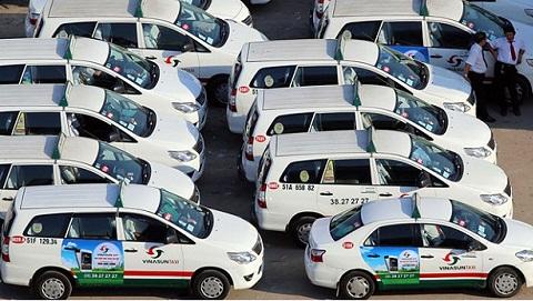 cuộc chiến taxi