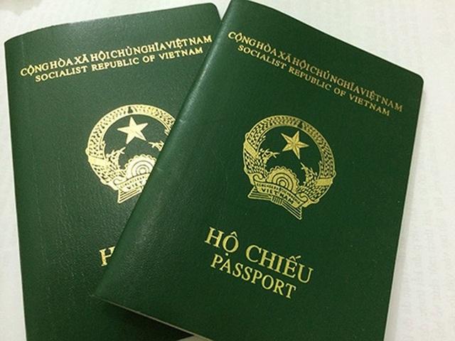 hộ chiếu vietnam