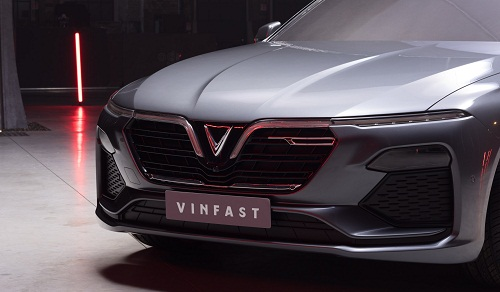 mẫu xe vinfast