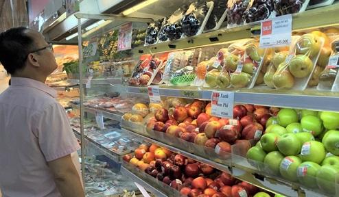 trái cây mỹ nhập khẩu