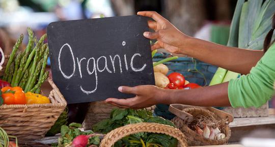 Thực phẩm organic nở rộ ở thị trường nhà giàu