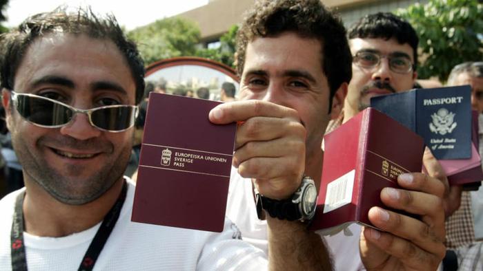hộ chiếu quyền lực nhất thế giới