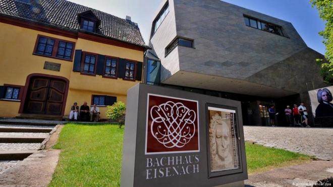 Bảo tàng Bach ở Eisenach