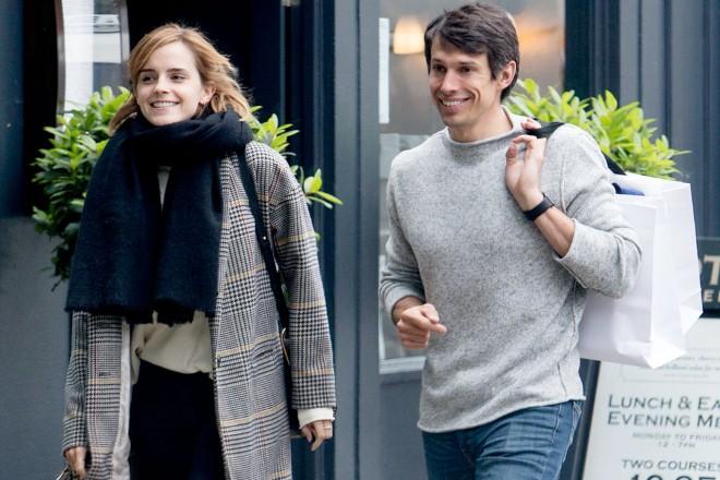 Khó cưa như Emma Watson mà William