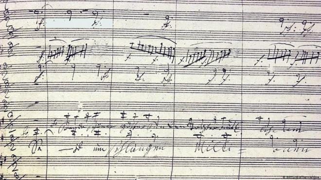 bản giao hưởng số 9