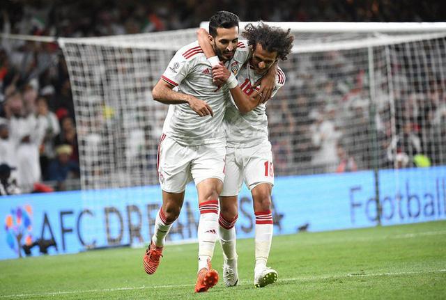 cầu thủ UAE
