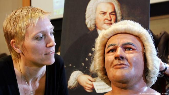 Năm 2008, các phương pháp nghiên cứu mới đã cho phép Caroline Wilkinson tái tạo chân dung của Johann Sebastian Bach trên nền tảng bức chân dung duy nhất của Bach lúc sinh thời