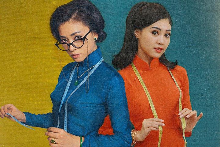 Ngô Thanh Vân và Lan Ngọc trong Cô Ba Sài Gòn