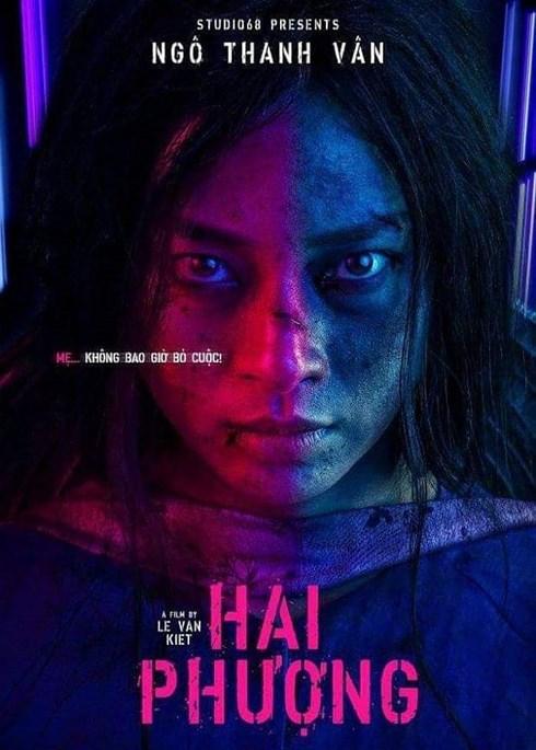 Đạo diễn Lê Văn Kiệt với phim Hai Phượng.