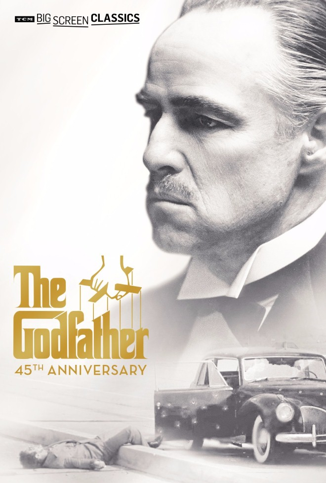 """Poster kỷ niệm 45 năm """"Bố già"""""""
