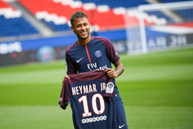 thương vụ neymar