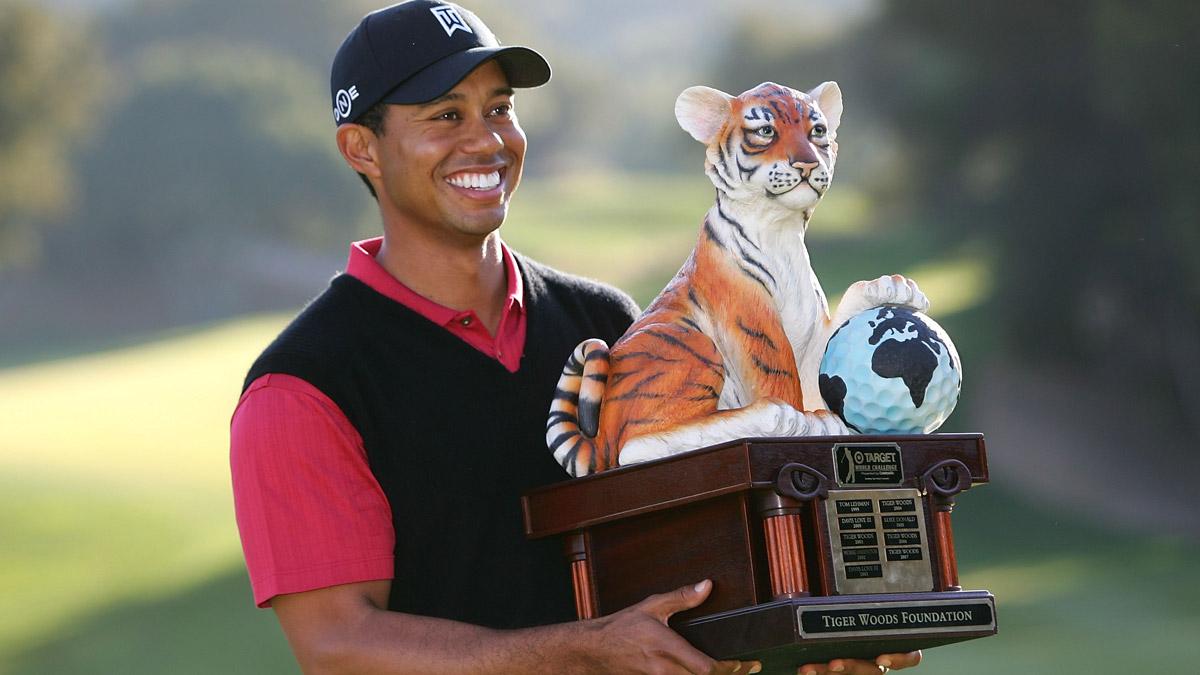 Tiger Woods là người truyền cảm hứng không chỉ trong thế giới golf